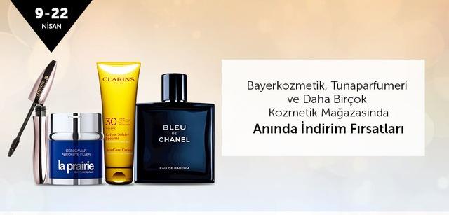Parfüm & Kozmetik - İndirim Kampanyası