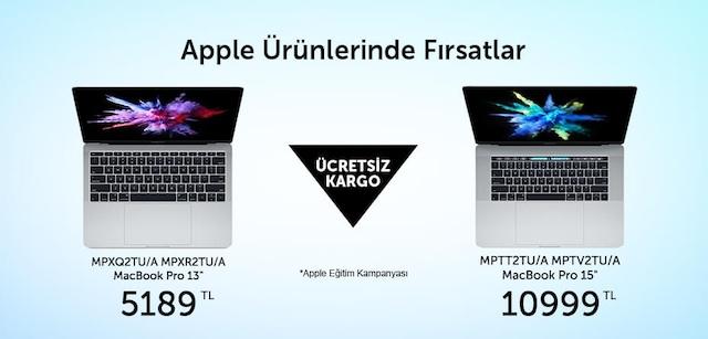 Apple Ürünlerinde Fırsatlar