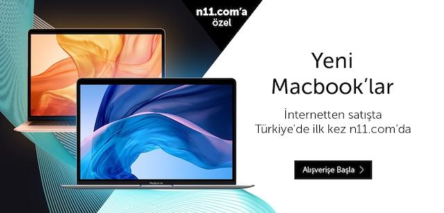 Yeni Macbooklar n11.com'da - n11.com