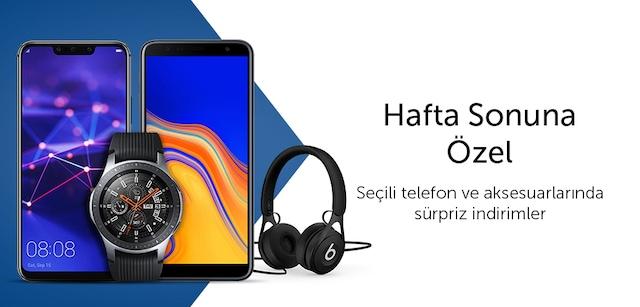Haftasonuna Özel Cep Telefonu & Aksesuarları Fırsatı - n11.com