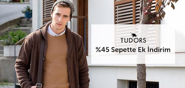 Tudors %45 Sepette Ek İndirim