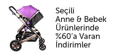 Bebek Arabaları ve Oto Koltuklarında %60'a Varan İndirimler - n11.com