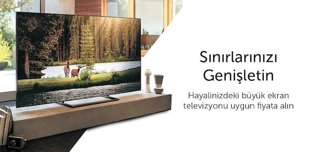 Hayalinizdeki Büyük Ekran Televizyonu Uygun Fiyata Alın - n11.com