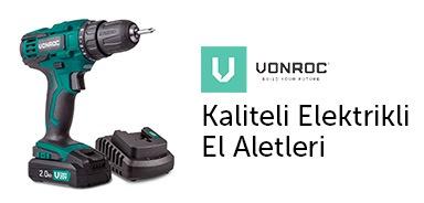 Vonroc Elektrikli El Aletleri - n11.com