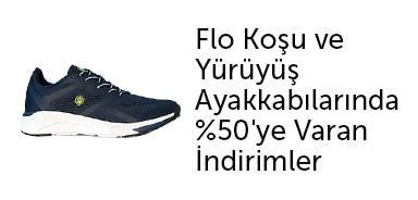 Flo Koşu ve Yürüyüş Ayakkabılarında %50'ye Varan İndirimler - n11.com