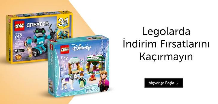 Lego Kampanyası