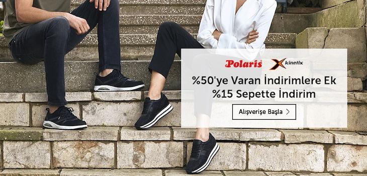 Polaris ve Kinetix Ayakkabılar
