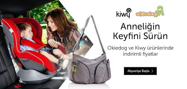 Okiedog ve Kiwi Ürünleri