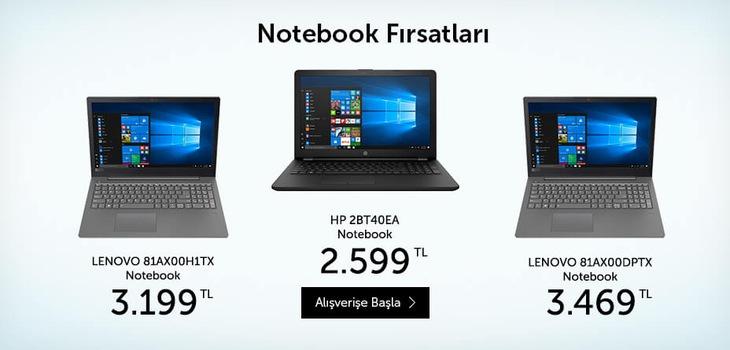 n11.com Notebook Fırsatları