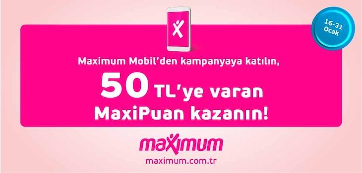 Isbankası Maxipuan kampanyasi