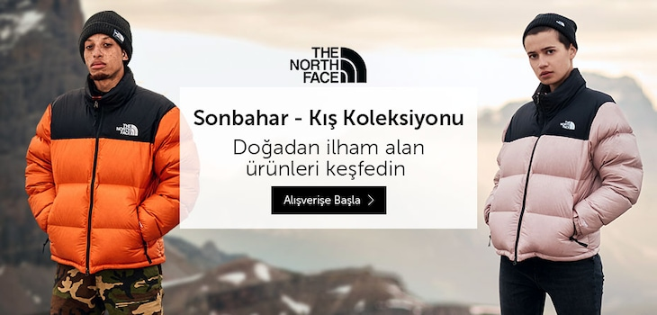 The North Face Yeni Sezon