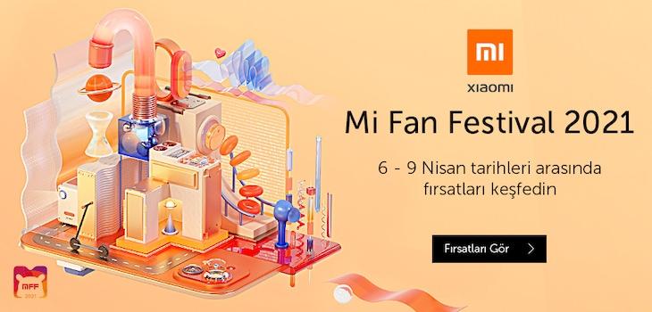 Xiaomi Mi Fan Festivali 2021
