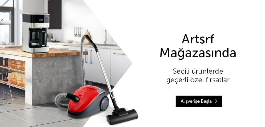 Artsrf Mağazasının Seçili Ürünlerinde Fırsatlar