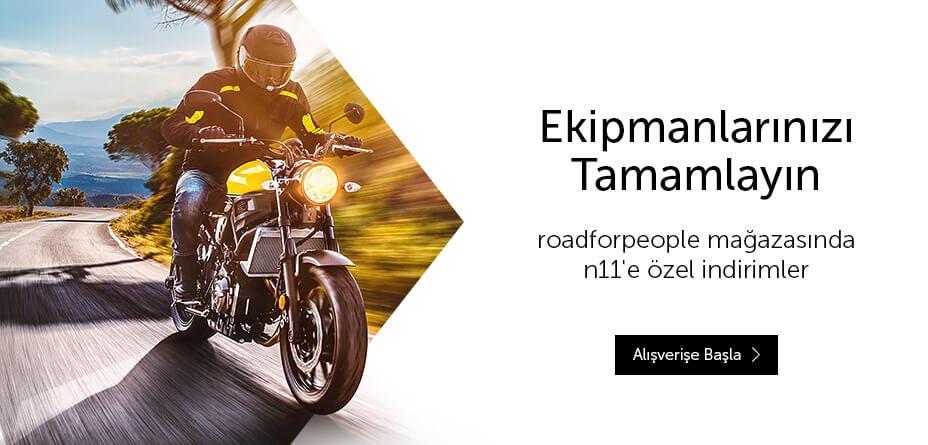 Motosiklet Ekipmanlarınızı Tamamlayın