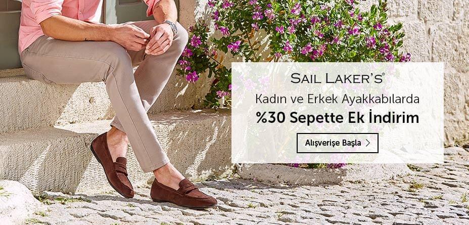 Sail Lakers Kadın Erkek Ayakkabı