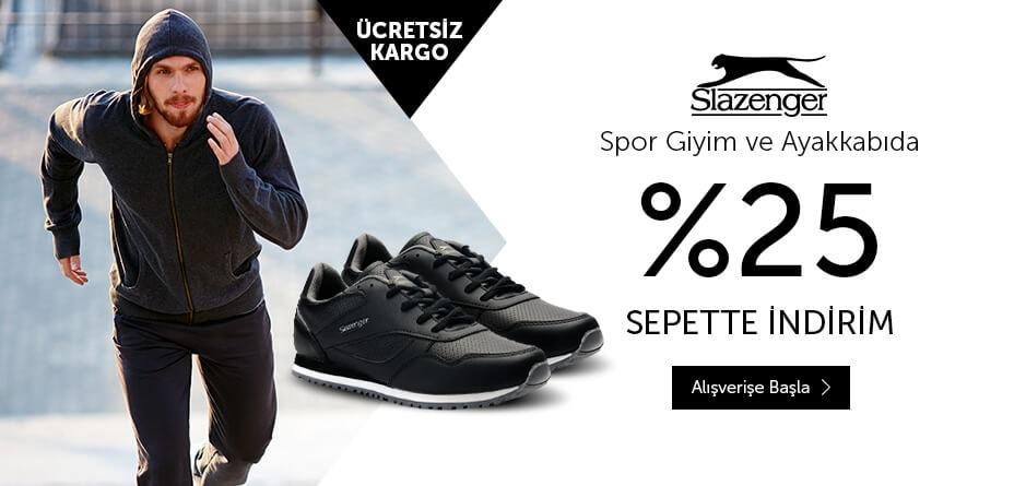 spor, slazenger, ayakkabı
