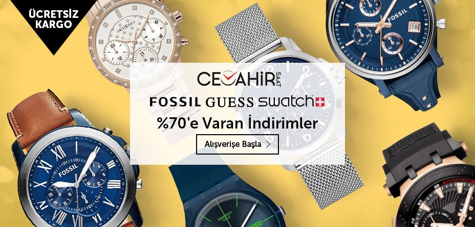 guess,fossil,swatch