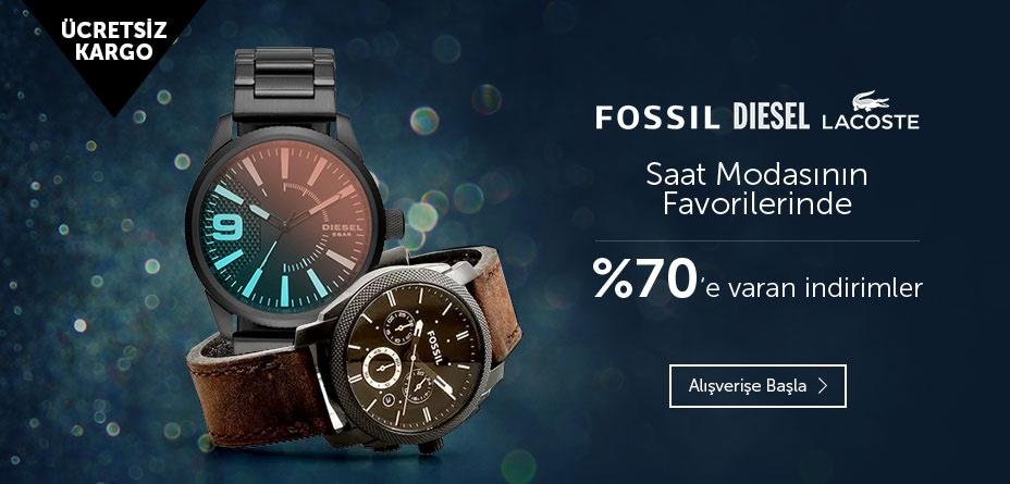 fossil,armani,guess