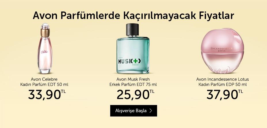 Avon Parfümler