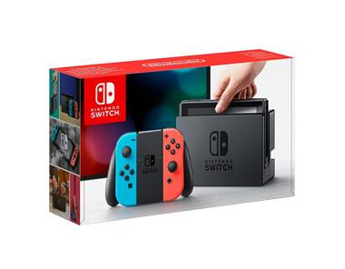 >Nintendo Switch Konsol + 2.Kol