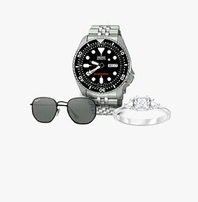 Mücevher & Saat & Güneş Gözlüğü