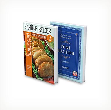 Yemek Kitapları & Dini Kitaplar