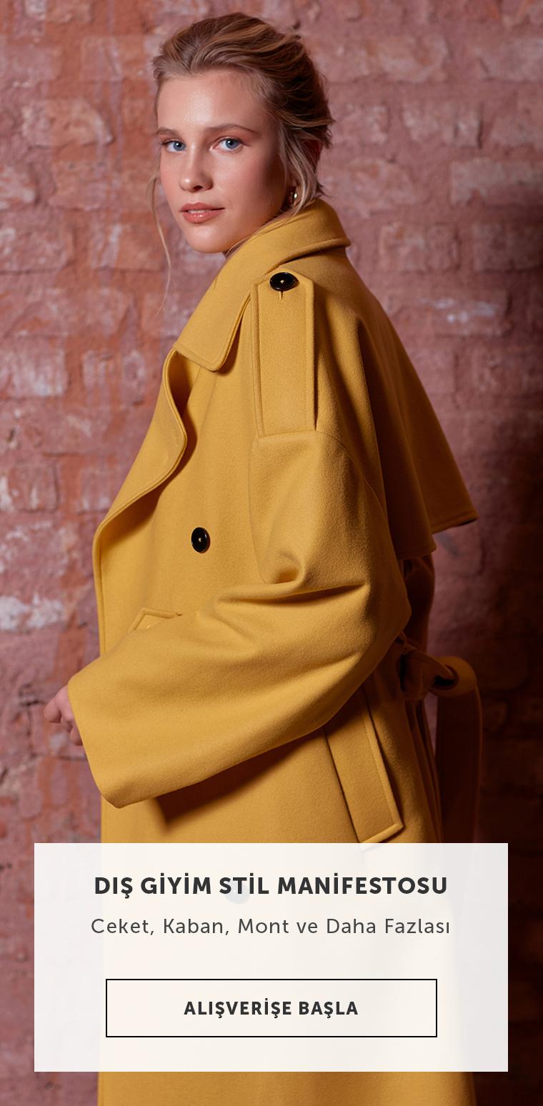 Dış Giyim Stil Manifestosu