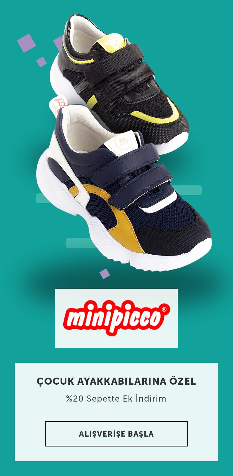 Minipicco Sepette %30 İndirim