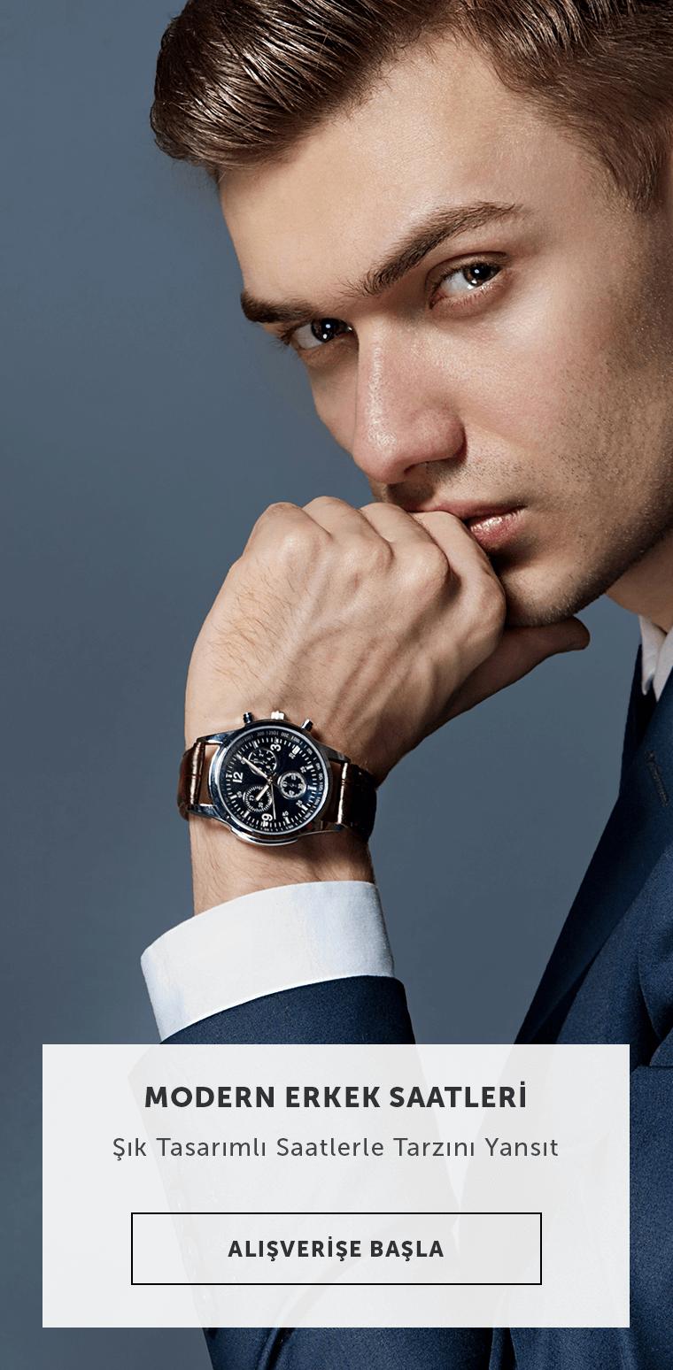 Zamanı Anlamlandıran Saatler - Şık ve modern tasarımlı saatlerle tarzını yansıt