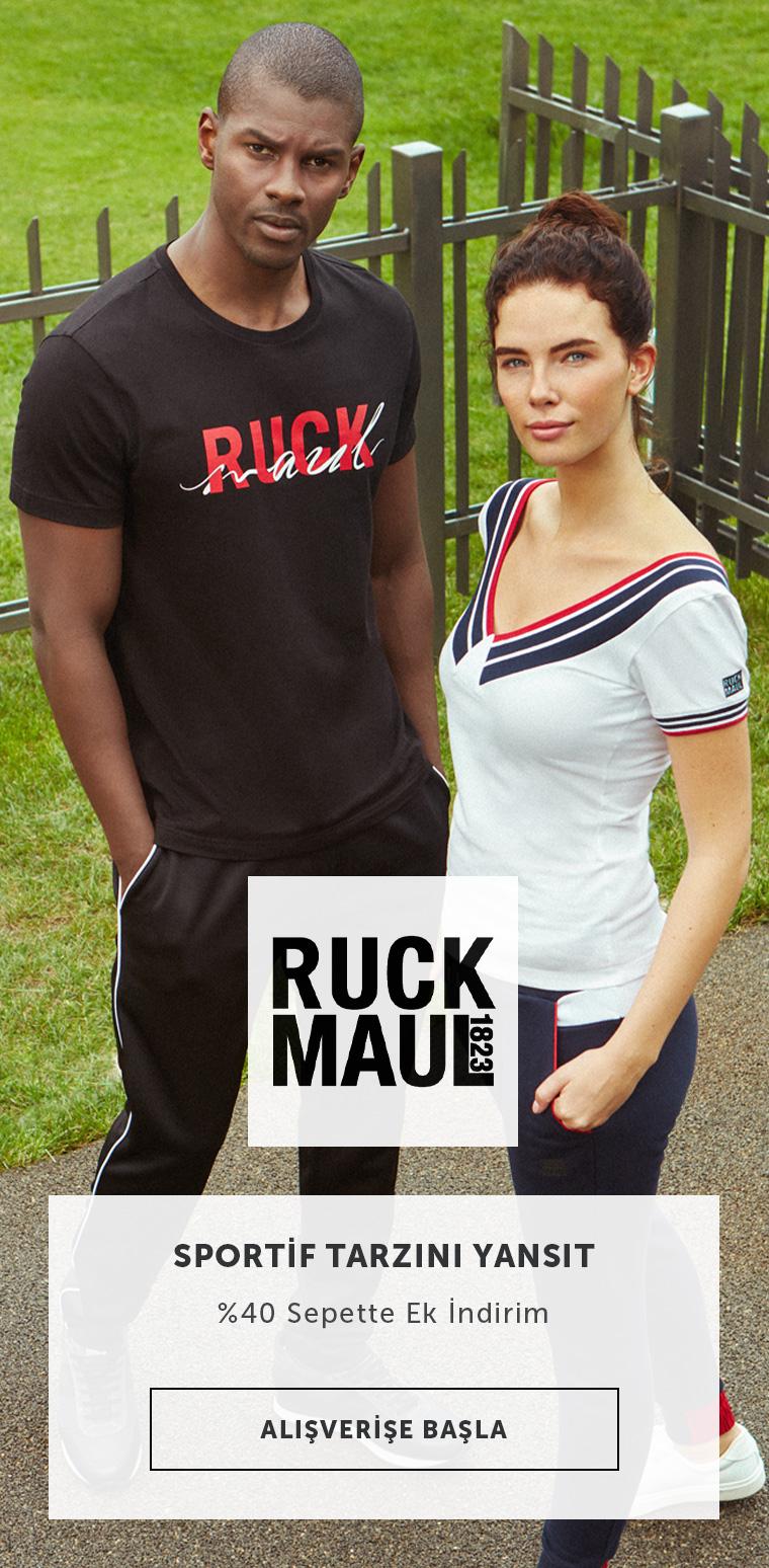 Ruck&Maul Sepette %40 İndirim