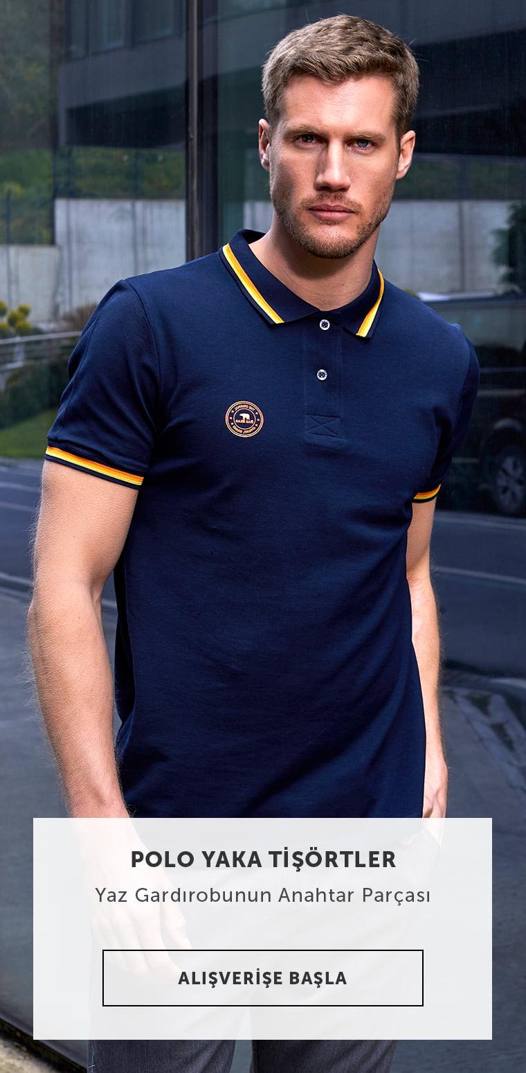 Polo Yaka Tişörtler