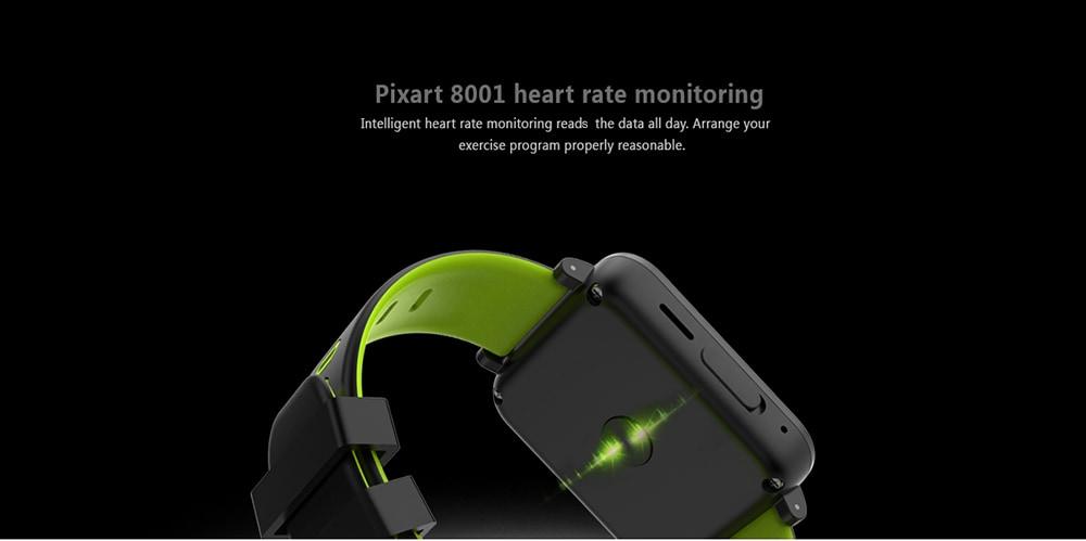 Uyku Monitörü Kalorisi Tüketimi Bluetooth 4.0