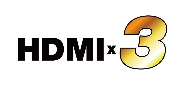 3 HDMI logo ile ilgili görsel sonucu
