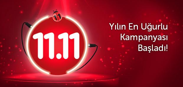 11.11 Logo ile ilgili görsel sonucu