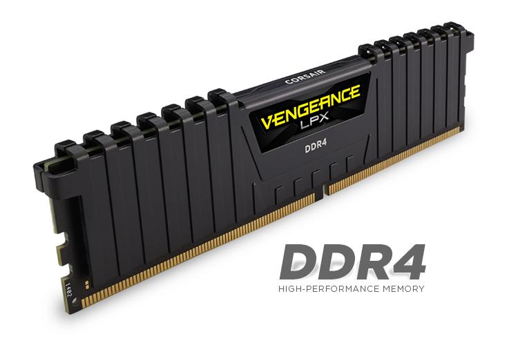 CORSAİR 8 GB DDR 4 ile ilgili görsel sonucu