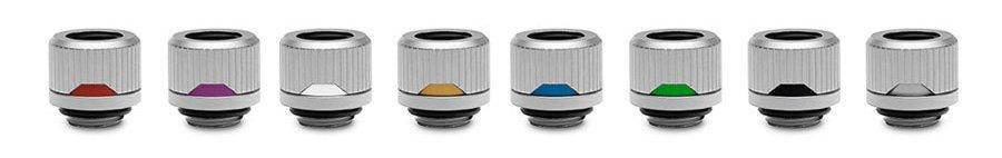 EK-Quantum Torque Saten Titanyum Renkli Halkalar