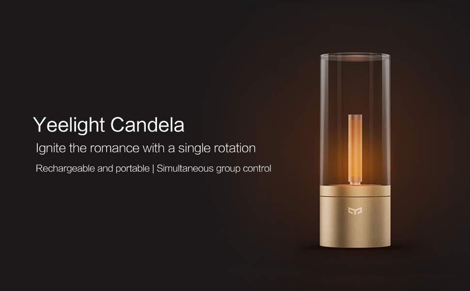 YEELIGHT xiaomi Candle light Smart LED light