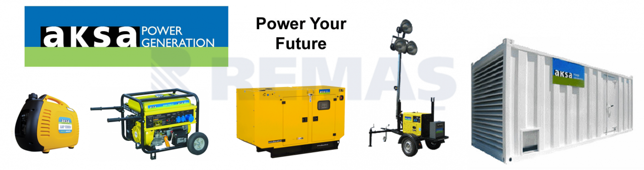 Générateur Aksa AAP-1000i essence 1 kVA