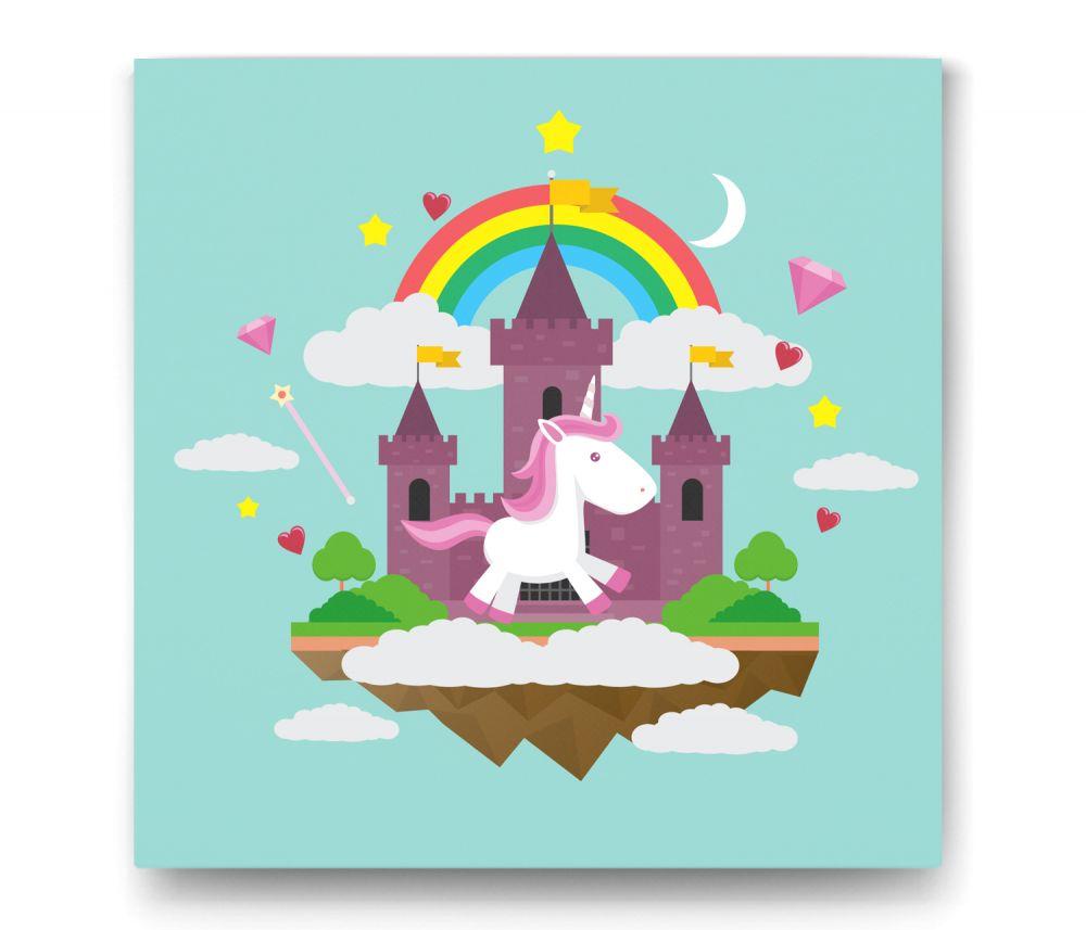 Unicorn Şato Tablo