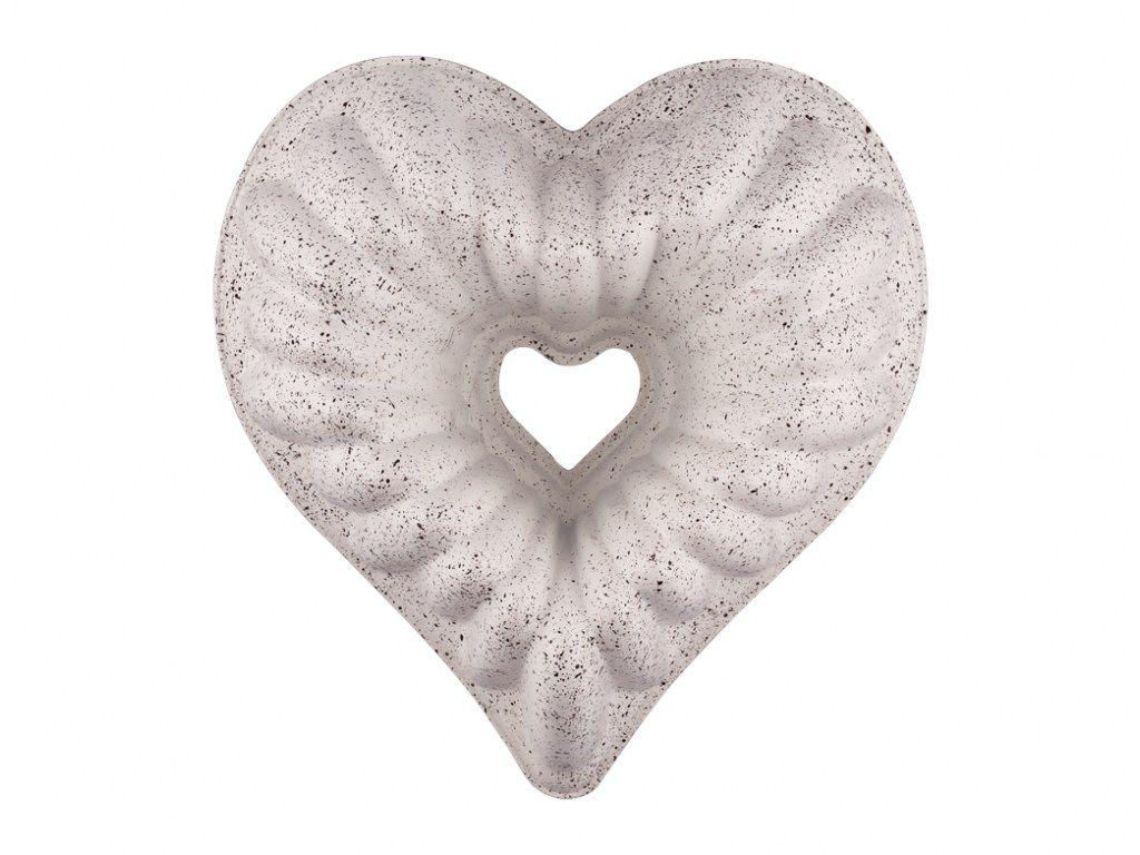 Taç Aksu Döküm Kek Kalıbı Kalp