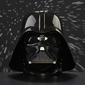 Darth Vader Kask Siyah Serisi Kollektör