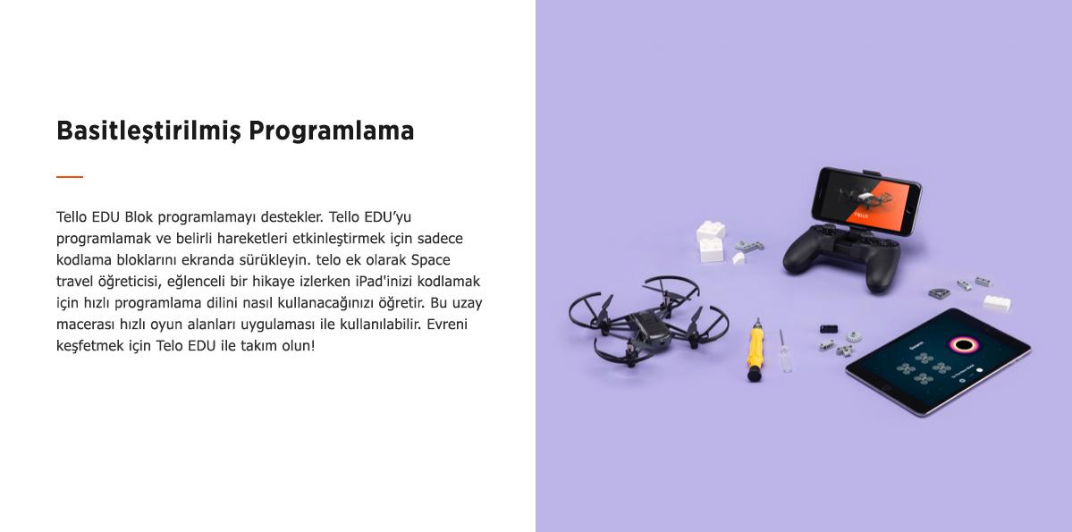 TELLO EDU Block Programming