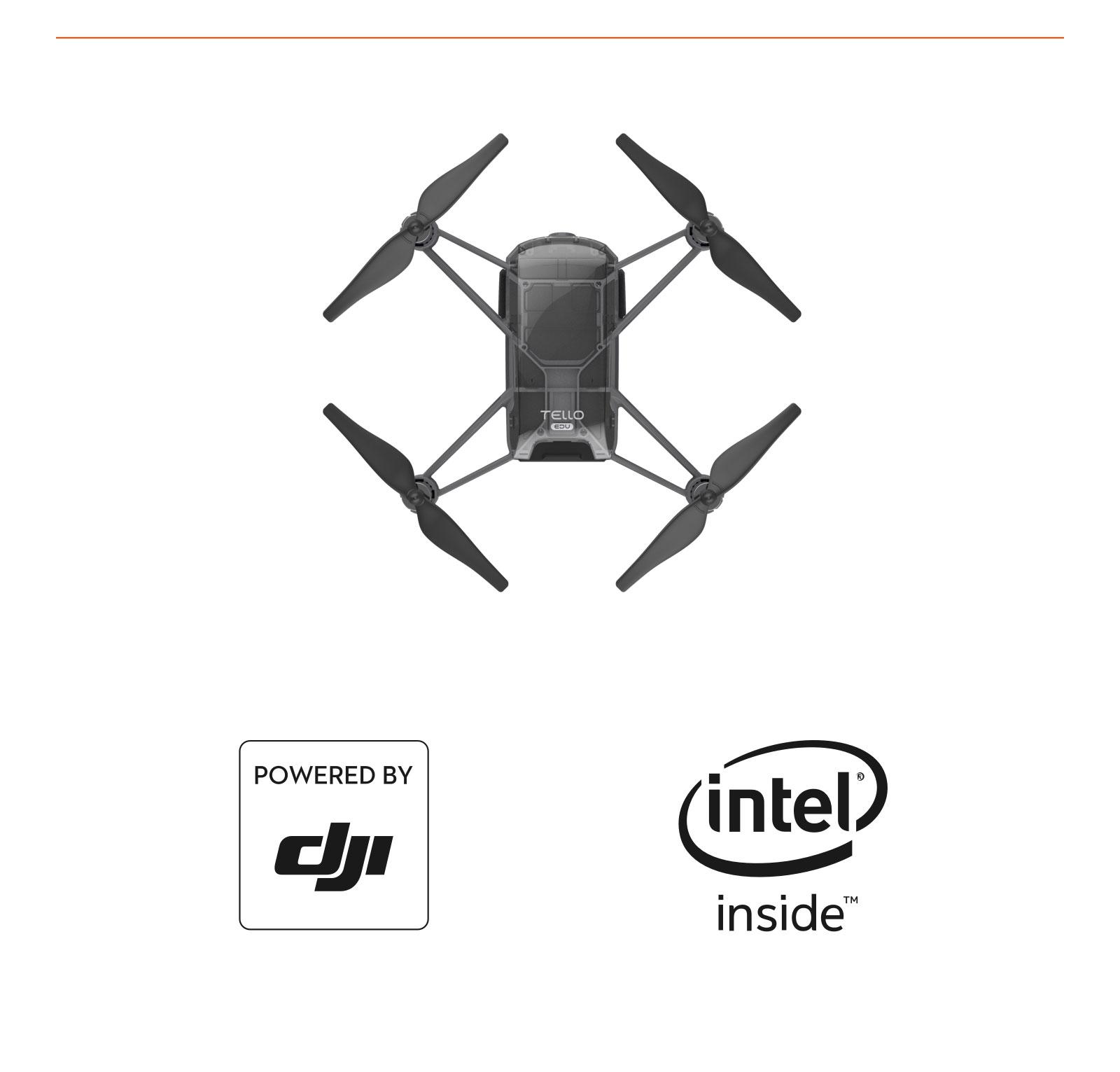 TELLO EDU Intel Inside