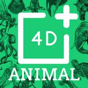 animal 4D uygulaması