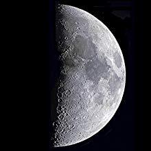 ay izliyor